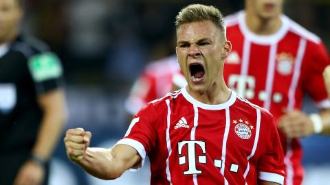 Kimmich extends Bayern contract