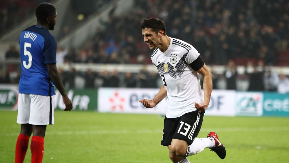 Bundesliga | Germany strike late to draw with France and