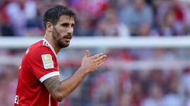 Watch: Javi Martinez: Bayern's midfield rock