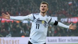 "Werner: ""Germany absolutely favourites"""