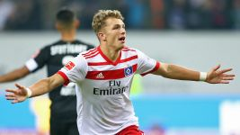 Jann-Fiete Arp: FIFA 18 goal-getter of the future