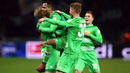 Gladbach go fourth with win at Hertha