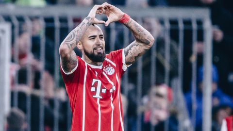 "Arturo Vidal: ""It's always good to score first"""