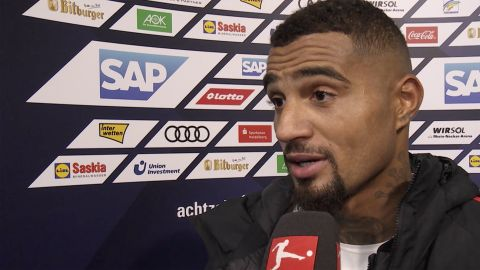 "Watch: Boateng: ""I hit the ball perfectly"""