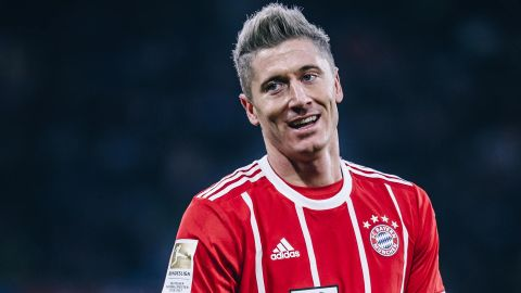 Robert Lewandowski: Torjäger in neuem Glanz