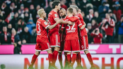 Bundesliga video highlights: All the MD12 goals!