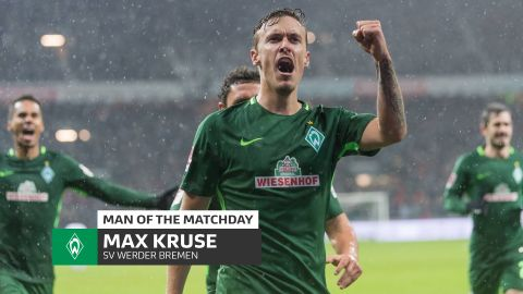 Max Kruse: MD12's Man of the Matchday