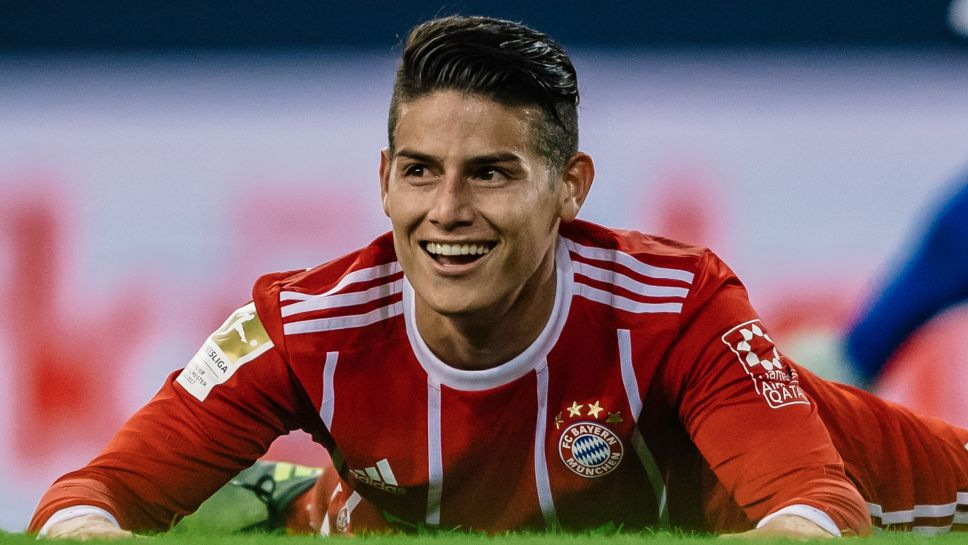 a09fca535fc James Rodriguez: 10 things you might not know about Bayern Munich's new star