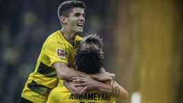Pulisic determined to drive BVB revival