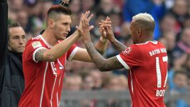"Bayern's Süle: ""Jerome Boateng is next level!"""