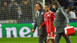 Thiago injury blow for Bayern Munich