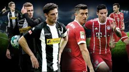 Gladbach vs. Bayern: the key battles