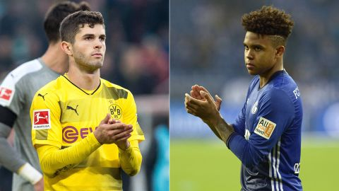 The American Revierderby: Pulisic vs. McKennie
