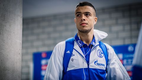 Schalkes Di Santo im Interview
