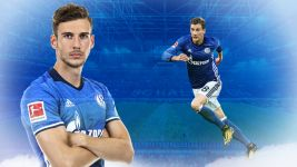 Part Michael Ballack, all Leon Goretzka