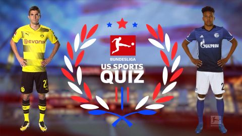 Watch: Pulisic vs. McKennie in a US Sports Quiz