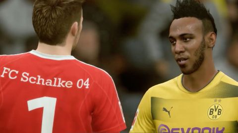 Watch: FIFA 18 predicts Dortmund vs. Schalke