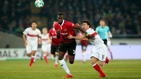Hannover 1-1 Stuttgart: As it happened