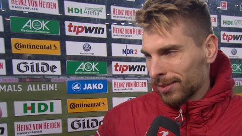 "Watch: Zieler ""It's disappointing"""