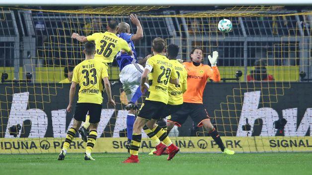 Dortmund Schalke Statistik
