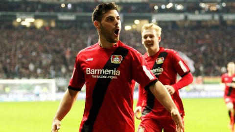 Watch: Frankfurt 0-1 Leverkusen