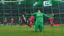 Gladbach 2-1 Bayern: As it happened!