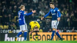 The story of Dortmund 4-4 Schalke
