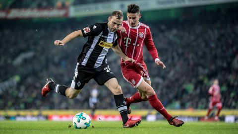 Watch: Gladbach 2-1 Bayern Munich