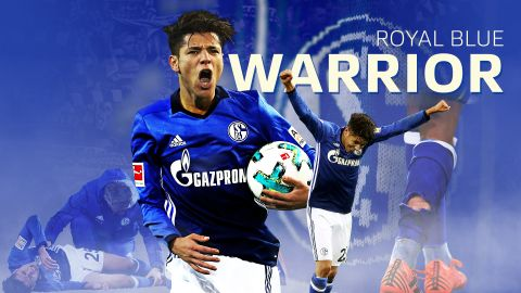Amine Harit: Schalke's Revierderby warrior