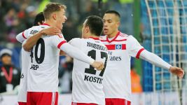 1000th own goal gives Hamburg win over Hoffenheim