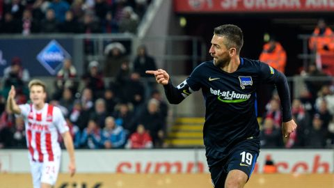Ibisevic double downs Cologne