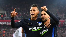 Cologne 0-2 Hertha: As it happened!