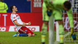 Filip Kostic in Topform