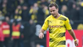 Mario Götze ruled out for the rest of 2017