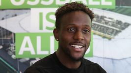 "Origi: ""I'm very happy at Wolfsburg"""