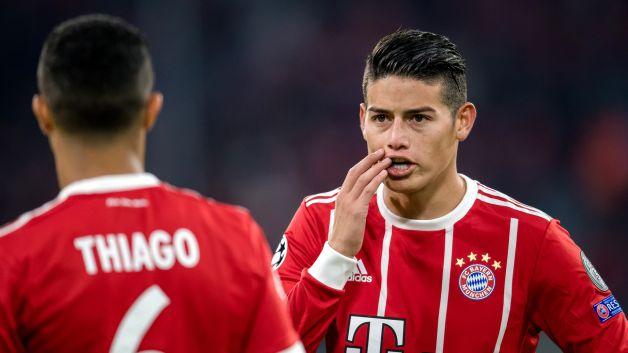 James Rodriguez as 'Zehner'? Thomas Müller the 'Raumdeuter'? German soccer positions explained... - bundesliga.com