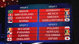 Russia 2018 World Cup draw: as it happened!