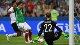 Ter Stegen tips Mexico to challenge Germany
