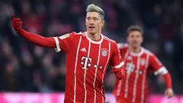 Bayern Munich return to form against Hannover
