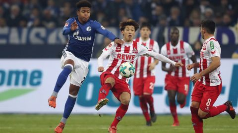 Watch: Schalke 2-2 Cologne