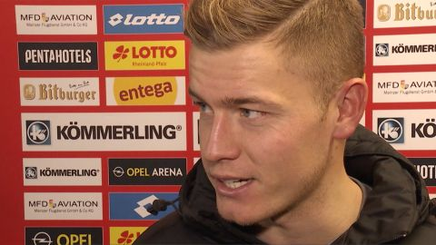 "Watch: Finnbogason: ""Have to keep this run going!"""