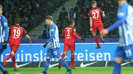 Watch: Hertha 1-2 Frankfurt