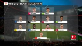 Stuttgart Academy Dream XI