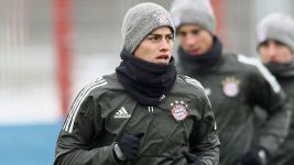 James set to start against PSG