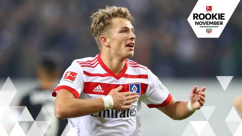 Watch: Rookie of the Month nominee - Fiete Arp