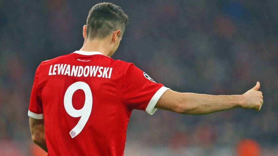 Bundesliga | Bayern Munich's Robert Lewandowski: