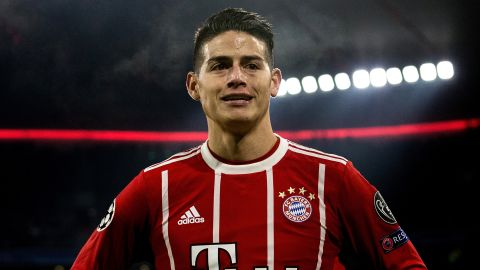 "James: ""Bayern can do the treble"""