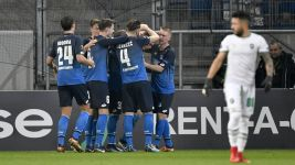Hoffenheim earn point in final Europa League game