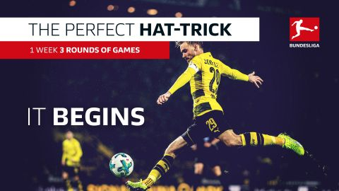 The Bundesliga's Perfect Hat-Trick