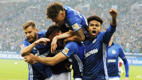 McKennie: Schalke's man for all positions